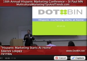 Multicultural Marketing Tips Trends Ederick Lokpez  Hispanic Marketing Conference